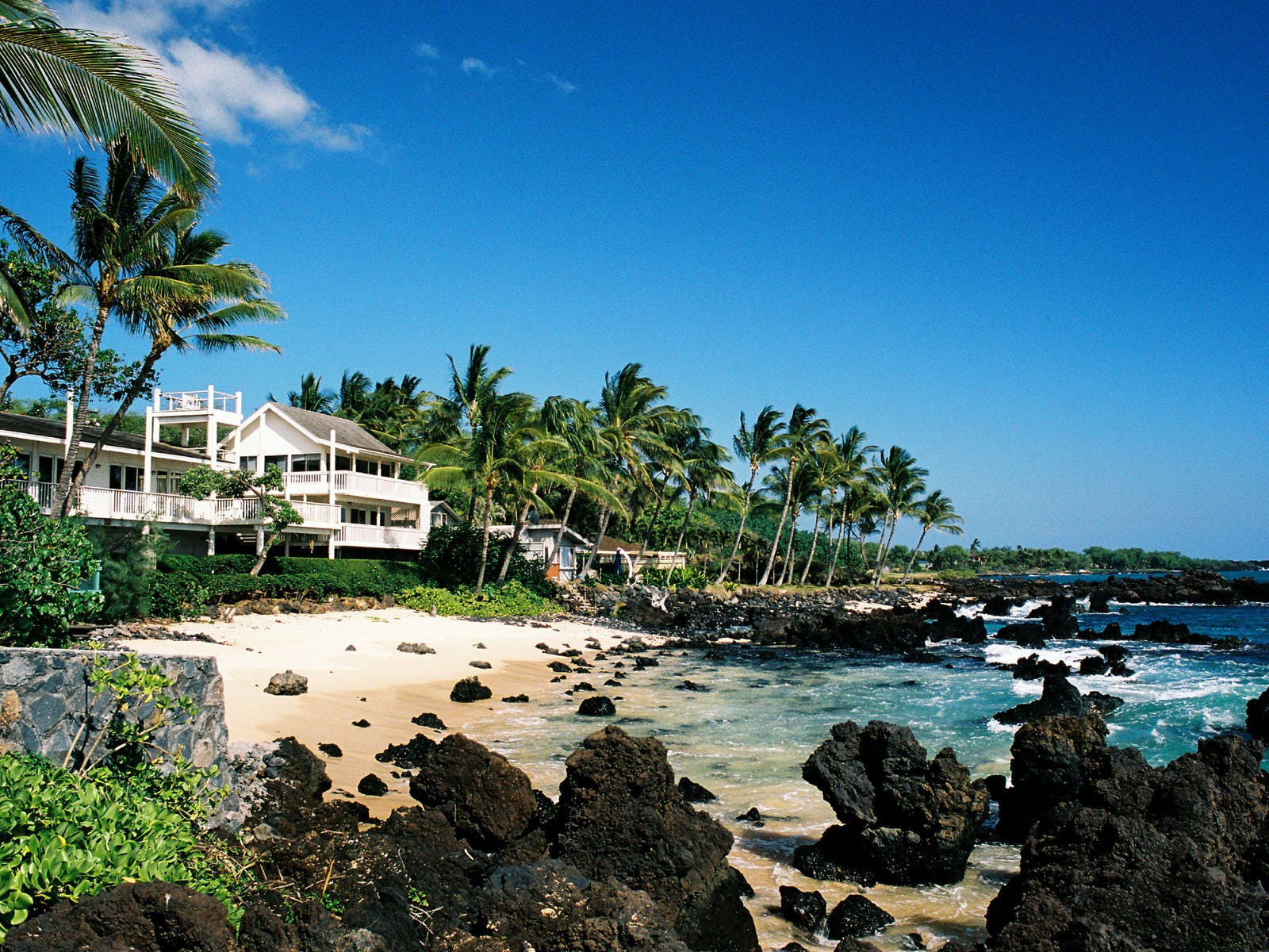 Beachfront vacation home in Maui