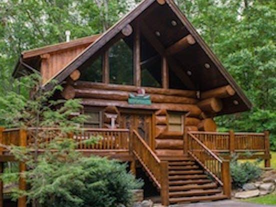 Smoky Mountain Cabin Rental - Sevierville TN