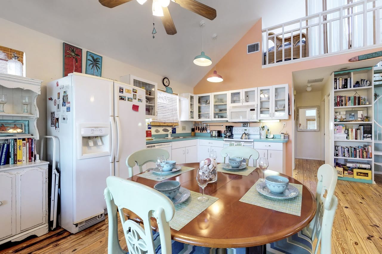 The Starfish Cottage located in anna maria, florida