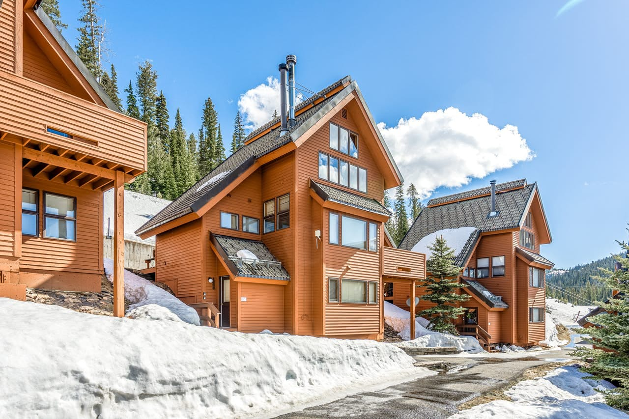 Arrowhead 1665 vacation rental located in Big Sky