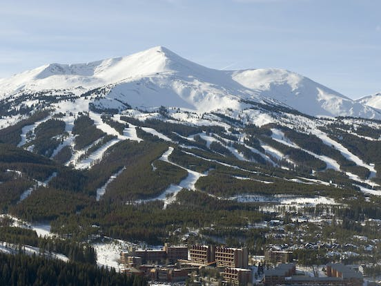 Breckenridge, CO mountain