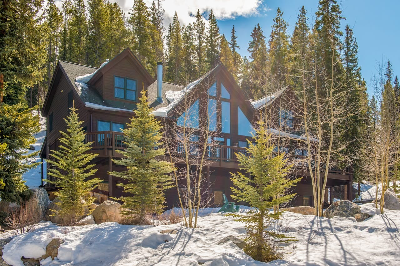 The Wagon Road Lodge vacation rental located in Breckenridge, CO