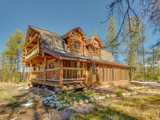 Vacation cabin located in Fraser, CO