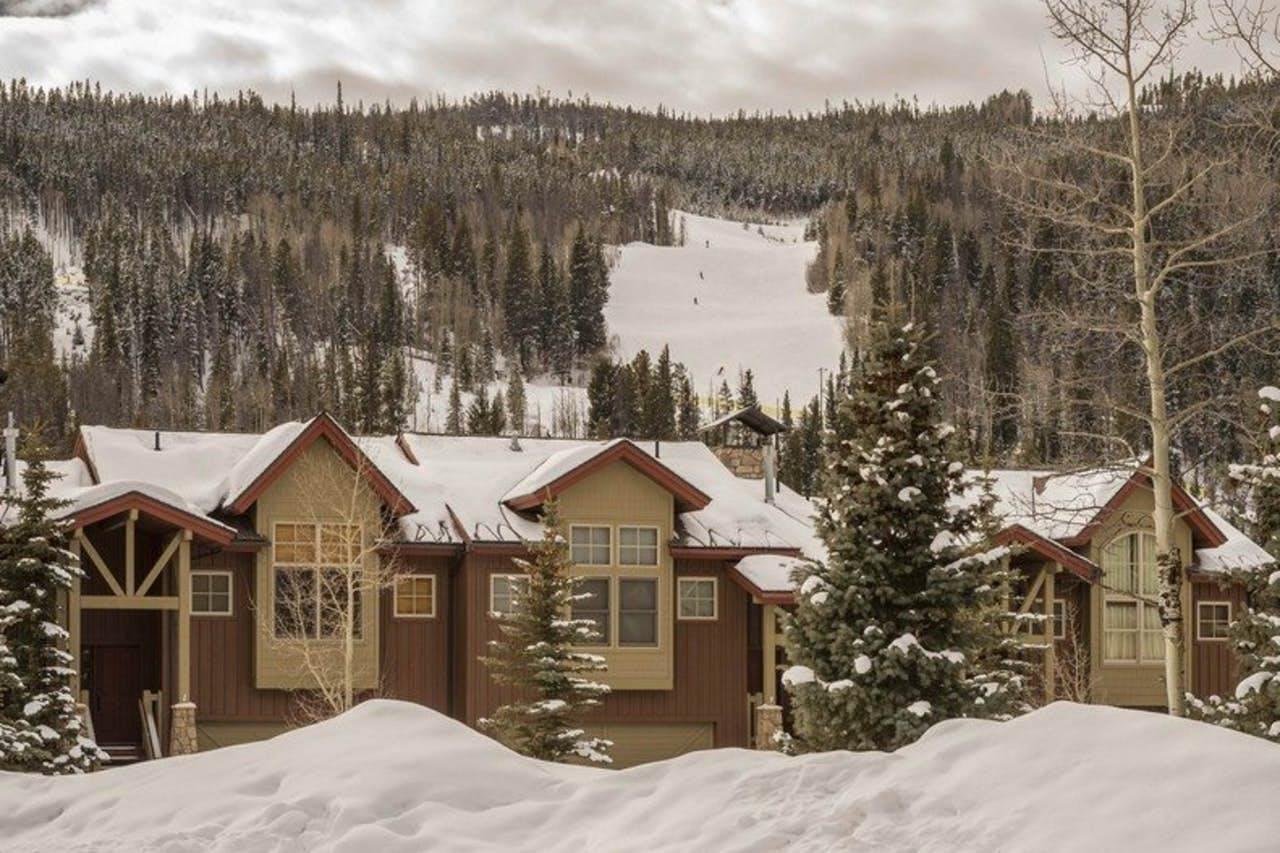 Beautiful Keystone, CO condo rentals near the ski slopes