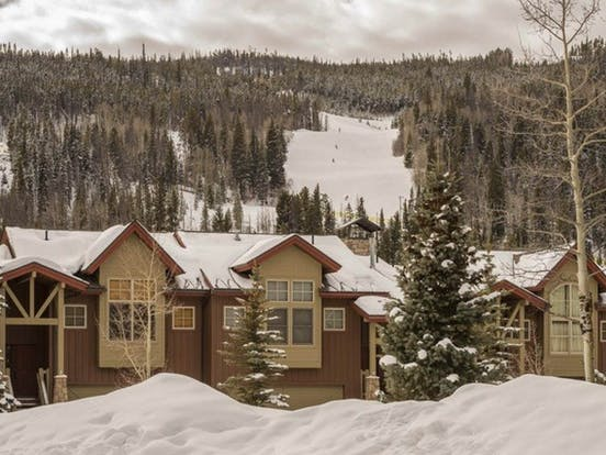 Beautiful Keystone, CO condo rentals near the ski slopes