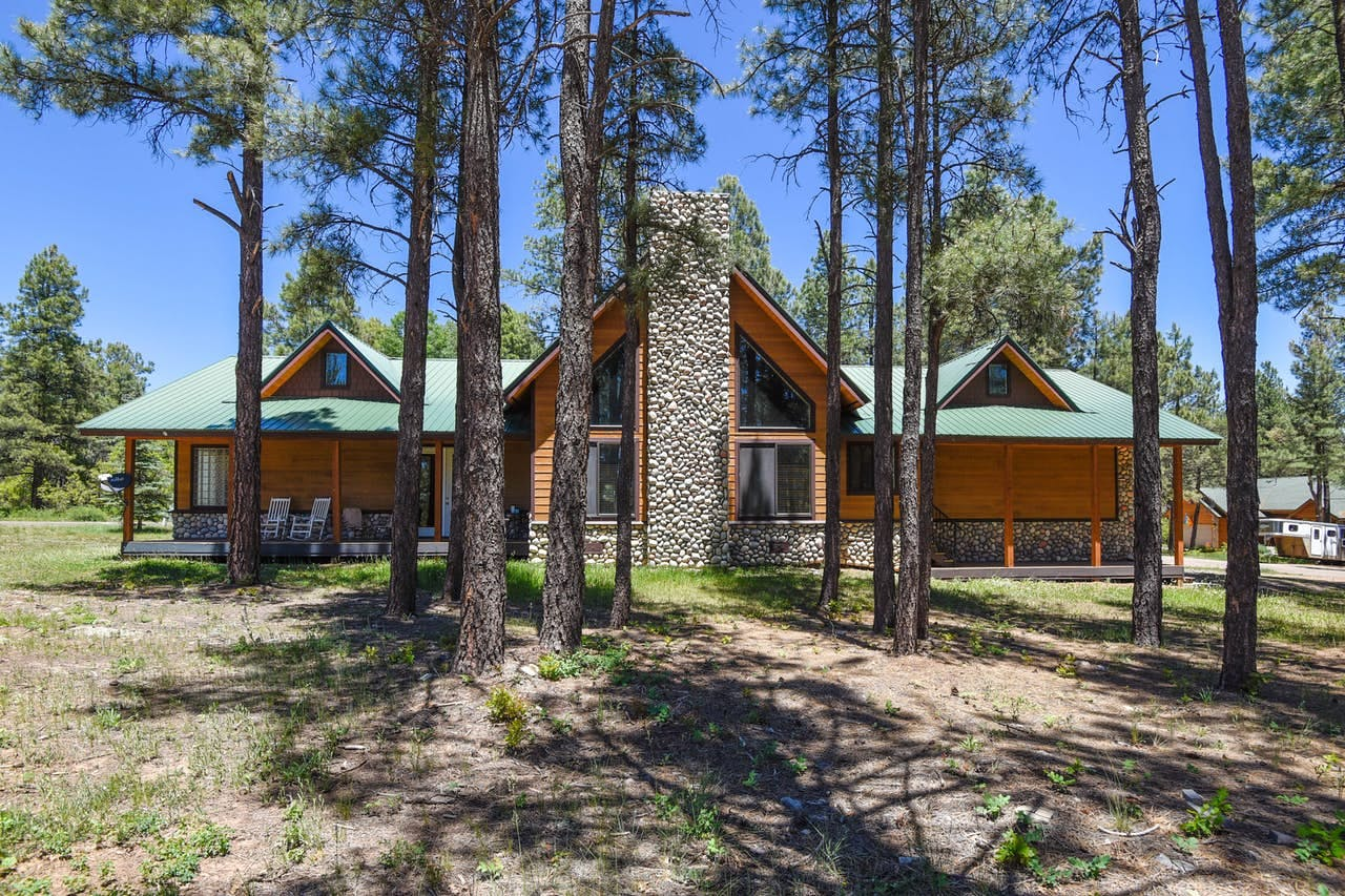 Enchanted Place 18 vacation cabin located in Pagosa Springs, CO