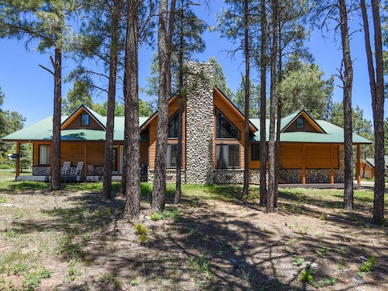 Vacation cabin rental in Pagosa Springs, CO