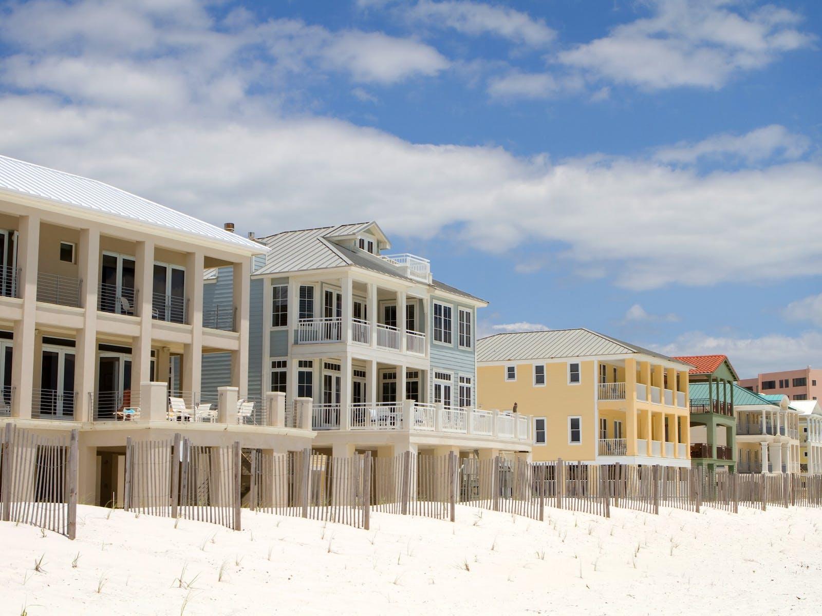 Vacation rentals located in Destin, FL