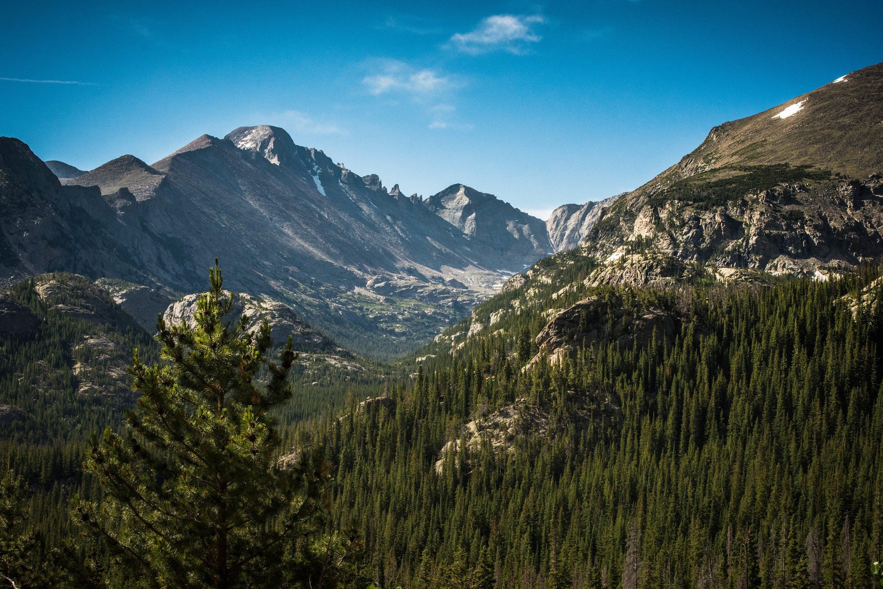 Estes Park, CO mountains