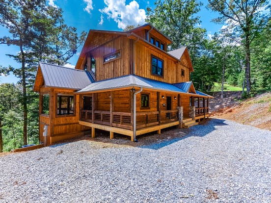 blue ridge, ga cabin rental
