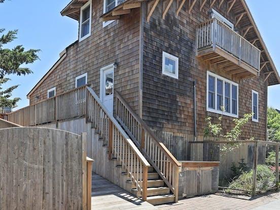 Fire Island beach house rental