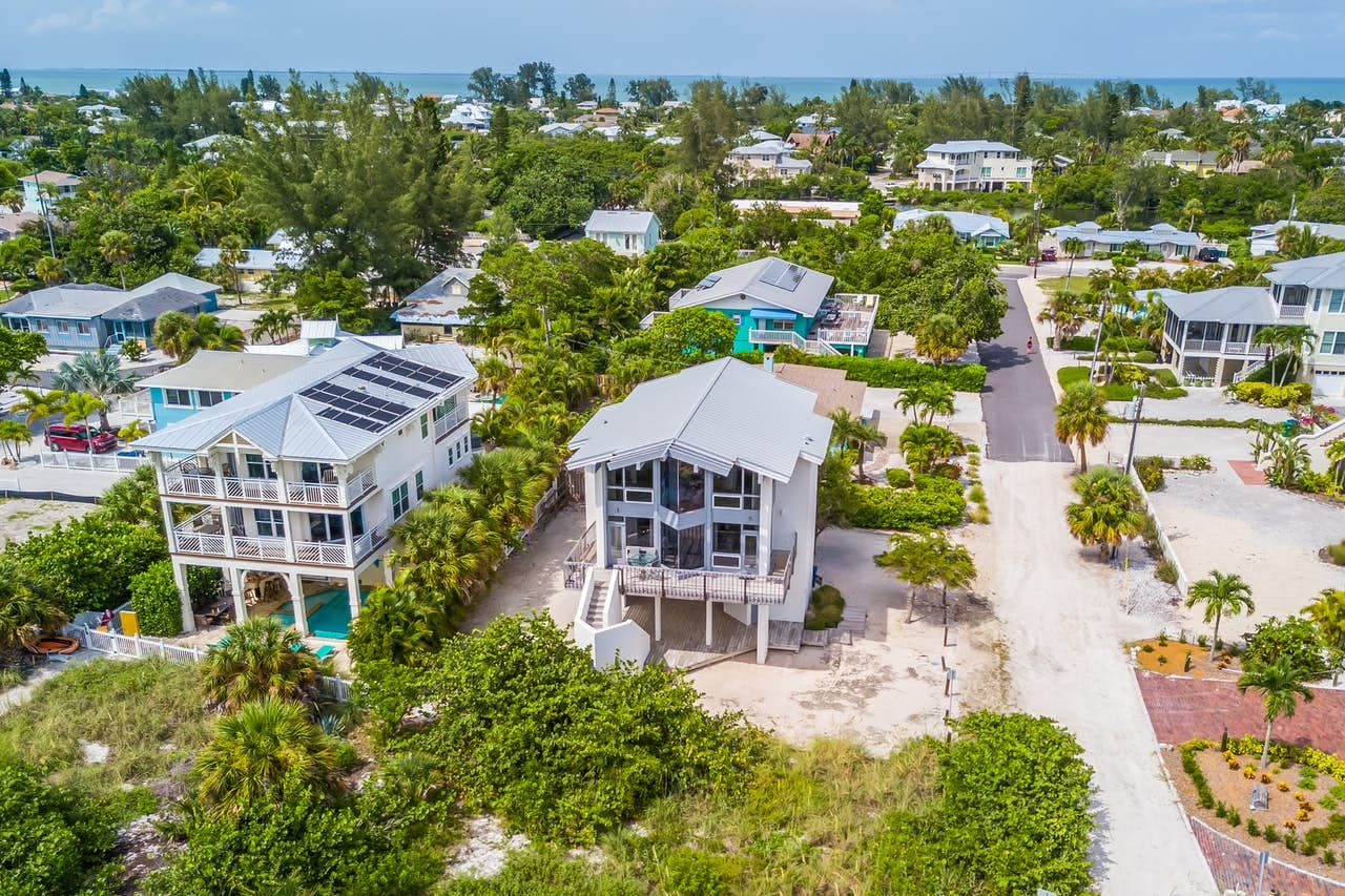 Vacation rental located in Anna Maria, FL