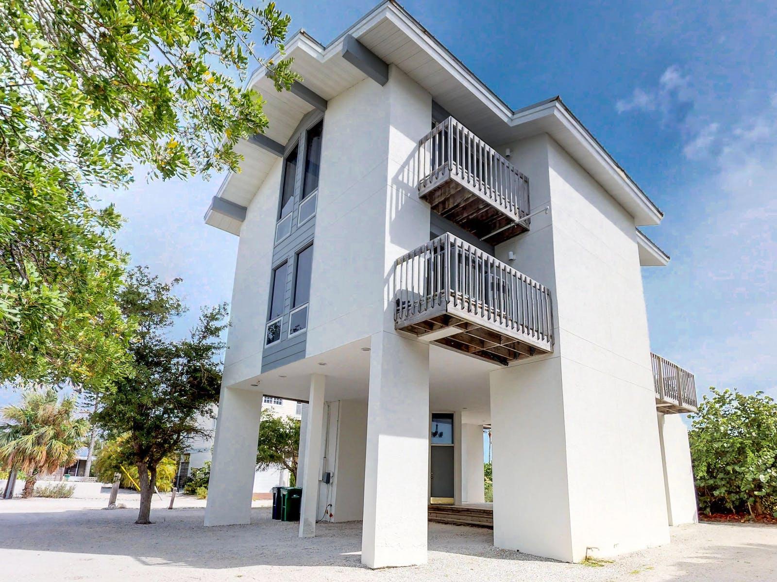 Vacation house rental in Florida Gulf Coast