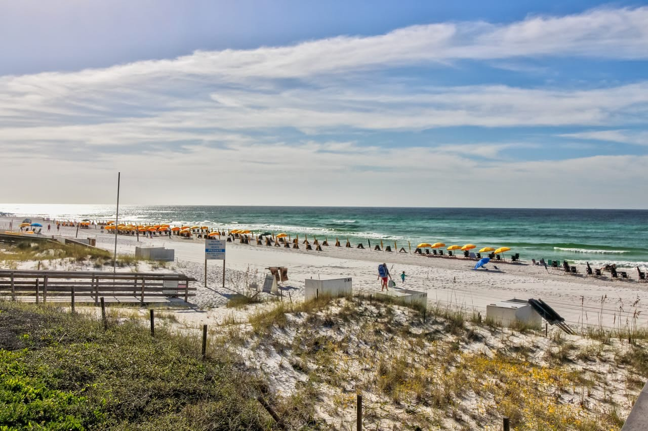 Miramar Beach, FL vacation rental with beach access
