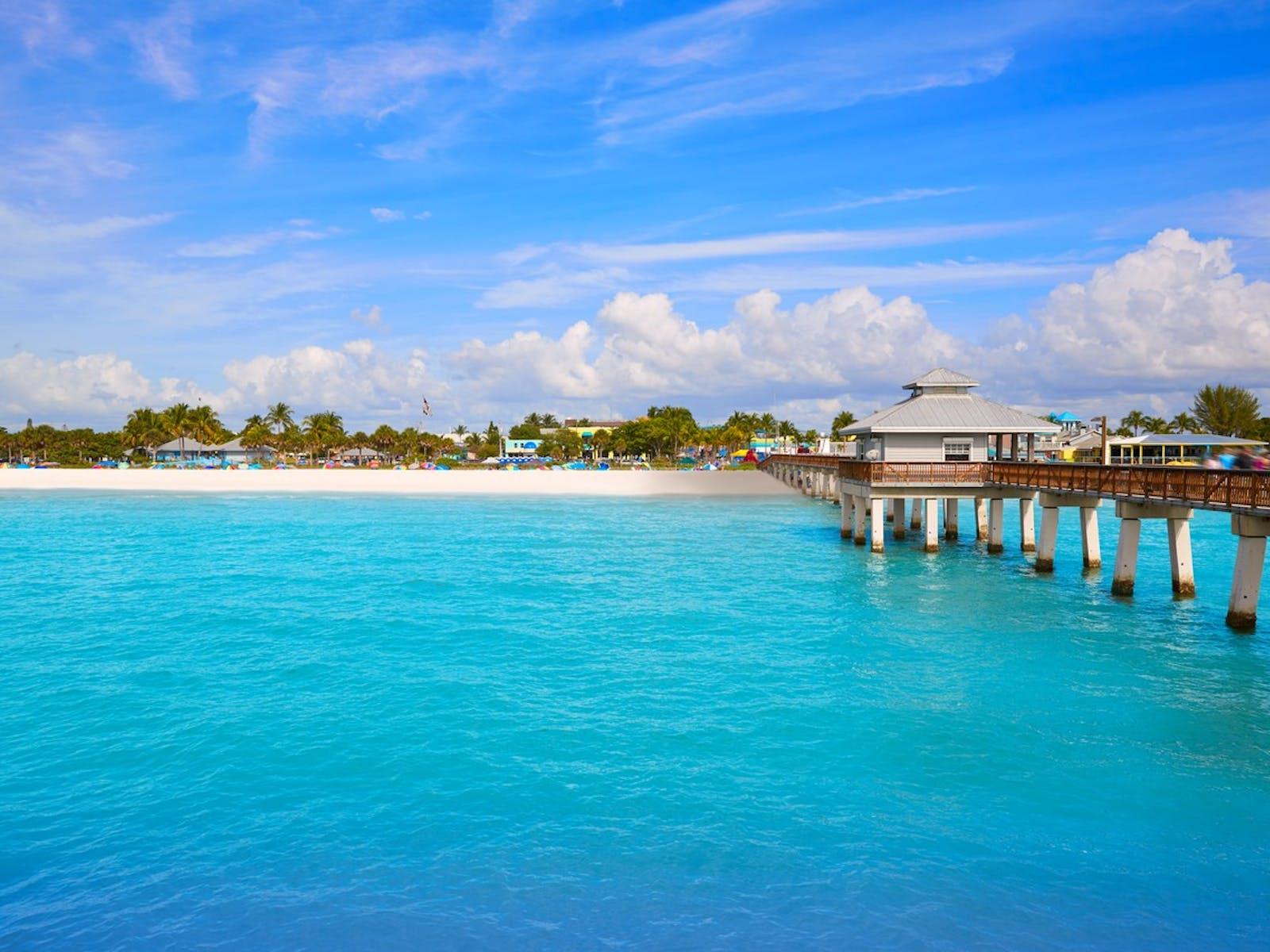 Fort Myers, FL pier