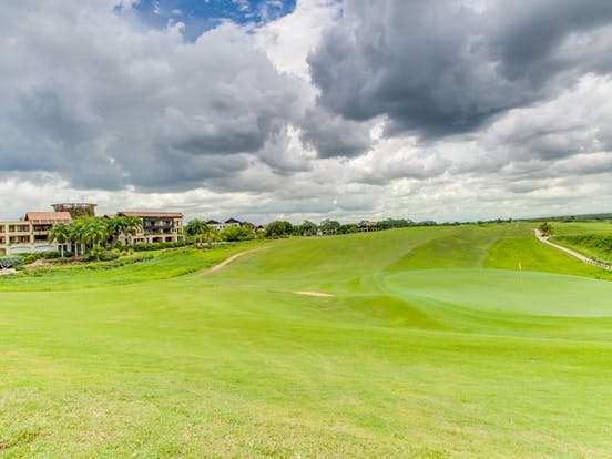 golf course in the Dominican Republic