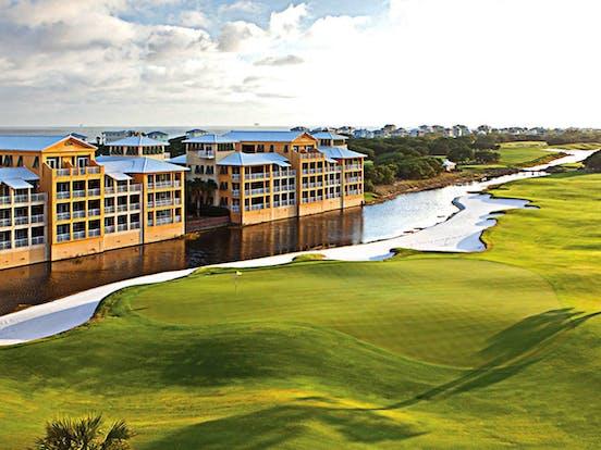 Gulf Shores, AL golf course vacation rentals