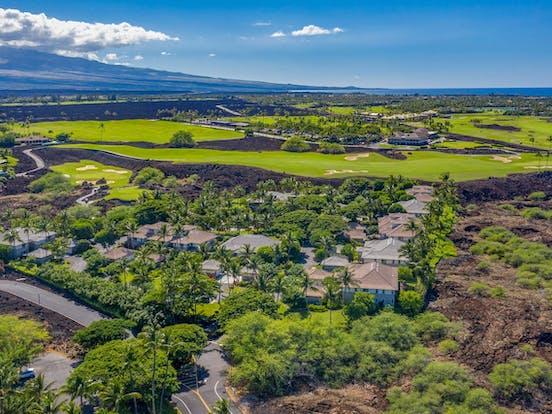 Mauna Lani Resort golf course