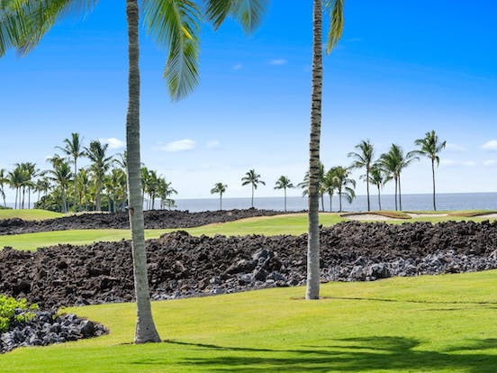 Waikoloa Village golf course