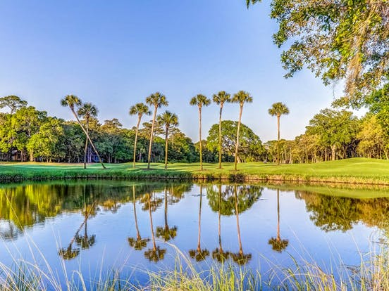 Kiawah Island golf course