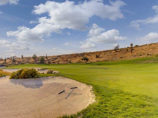 Oregon golf course