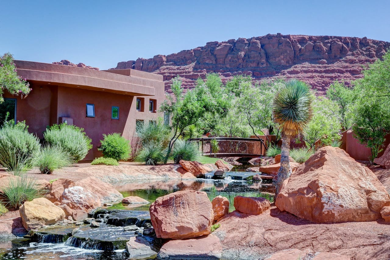 Vacation condo in St. George, Utah