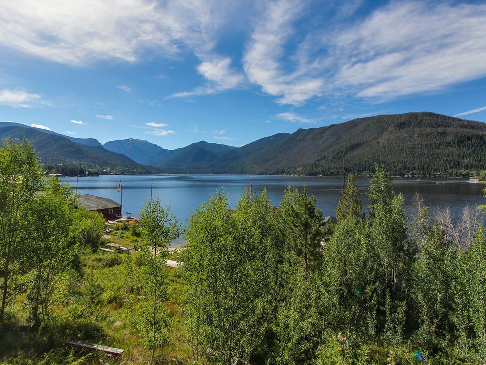 Grand Lake, CO lake