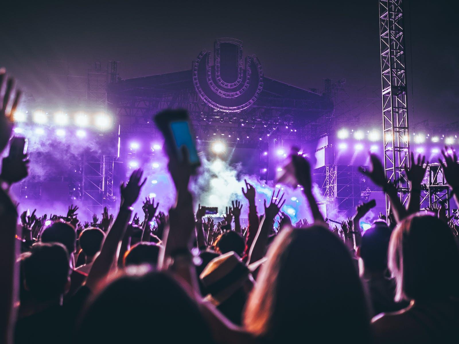 Hangout music festival in Gulf Shores, AL