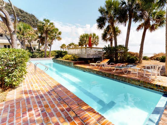 5 Oceanfront Hilton Head Vacation Rentals With Pools Vacasa