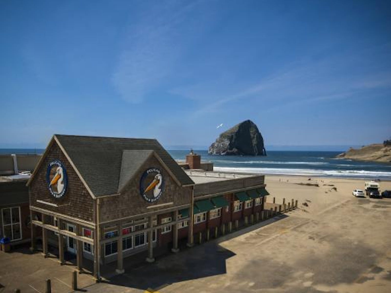 Pelican Brewery in Pacific City