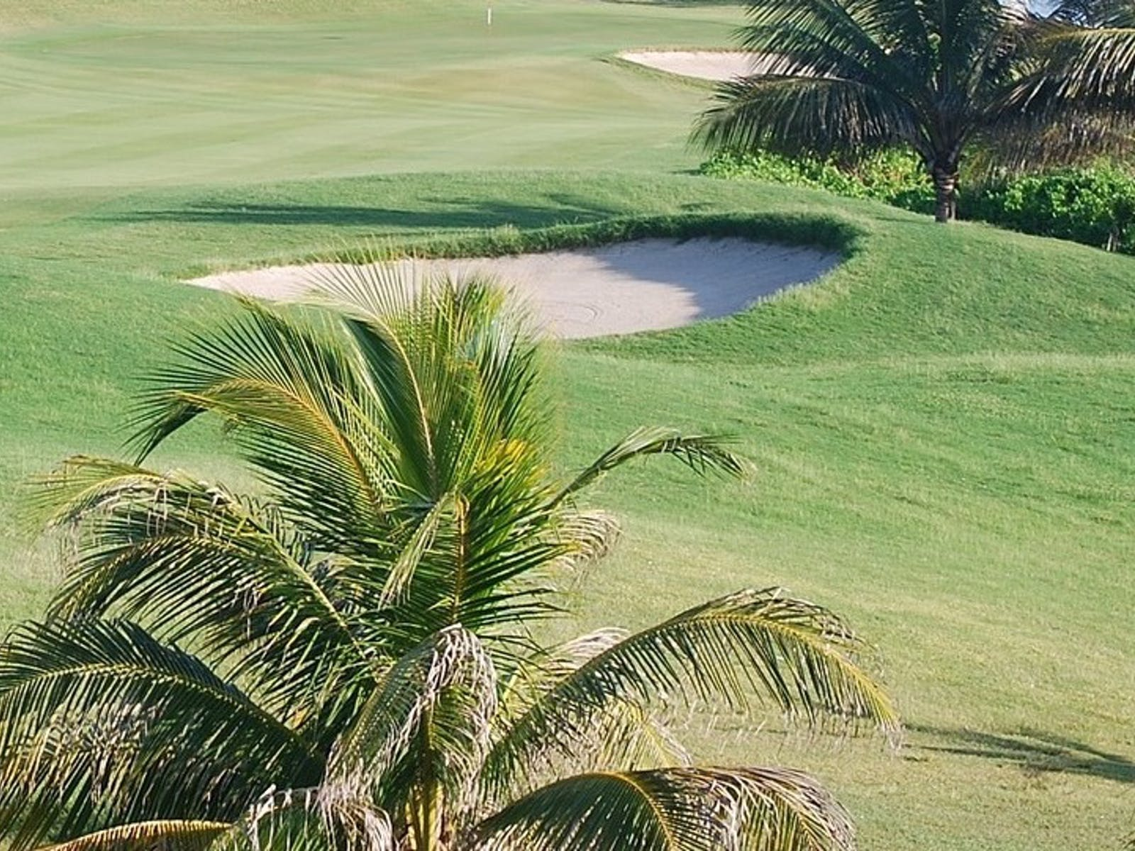 Jamaica golf course in Hawaii