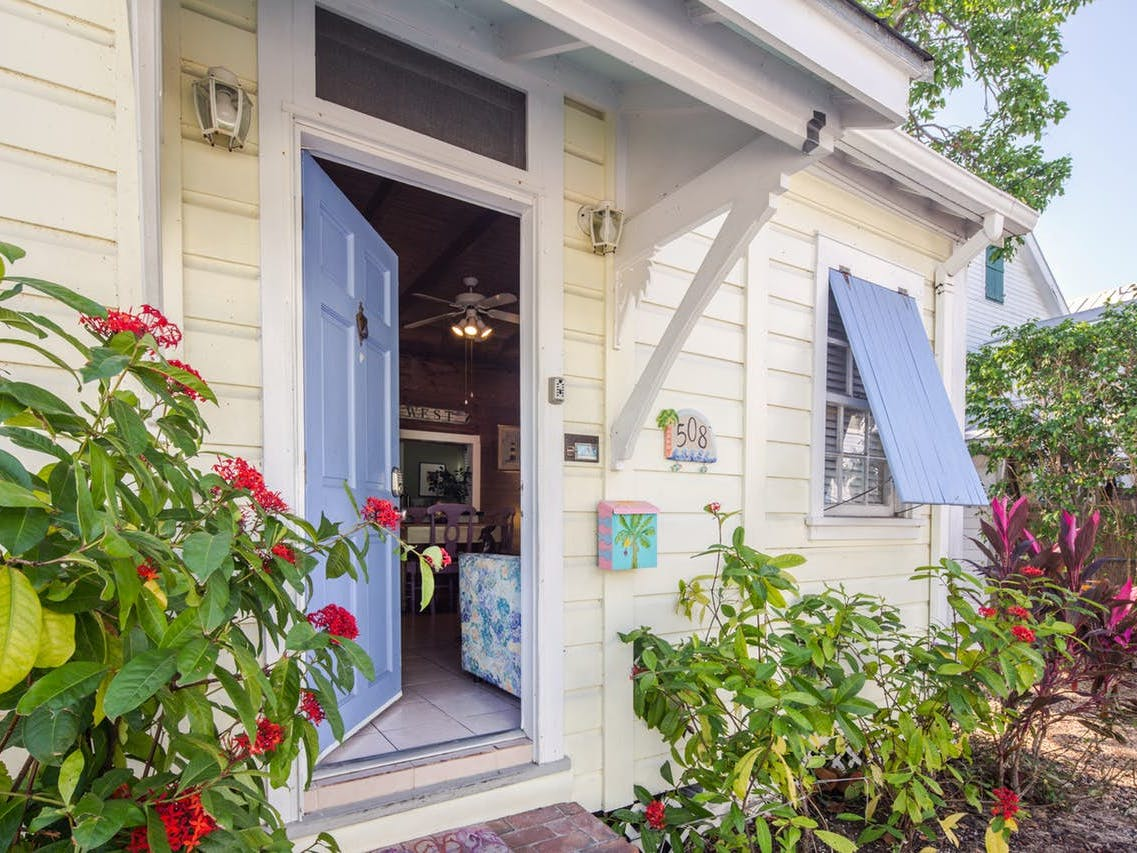 mother-in-law cottage of key west vacation rental