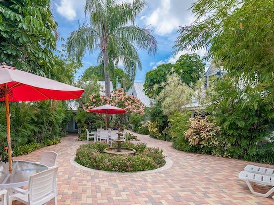 Courtyard located in Key West, FL