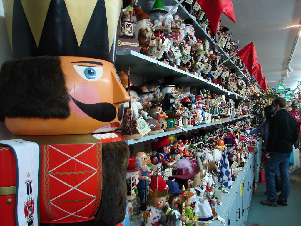 Leavenworth Nutracker Museum