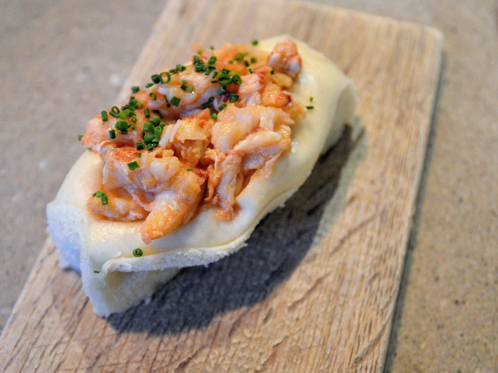Eventide Oyster Co. lobster roll