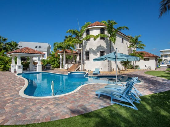 Vacation home with outdoor pool in Marathon, FL