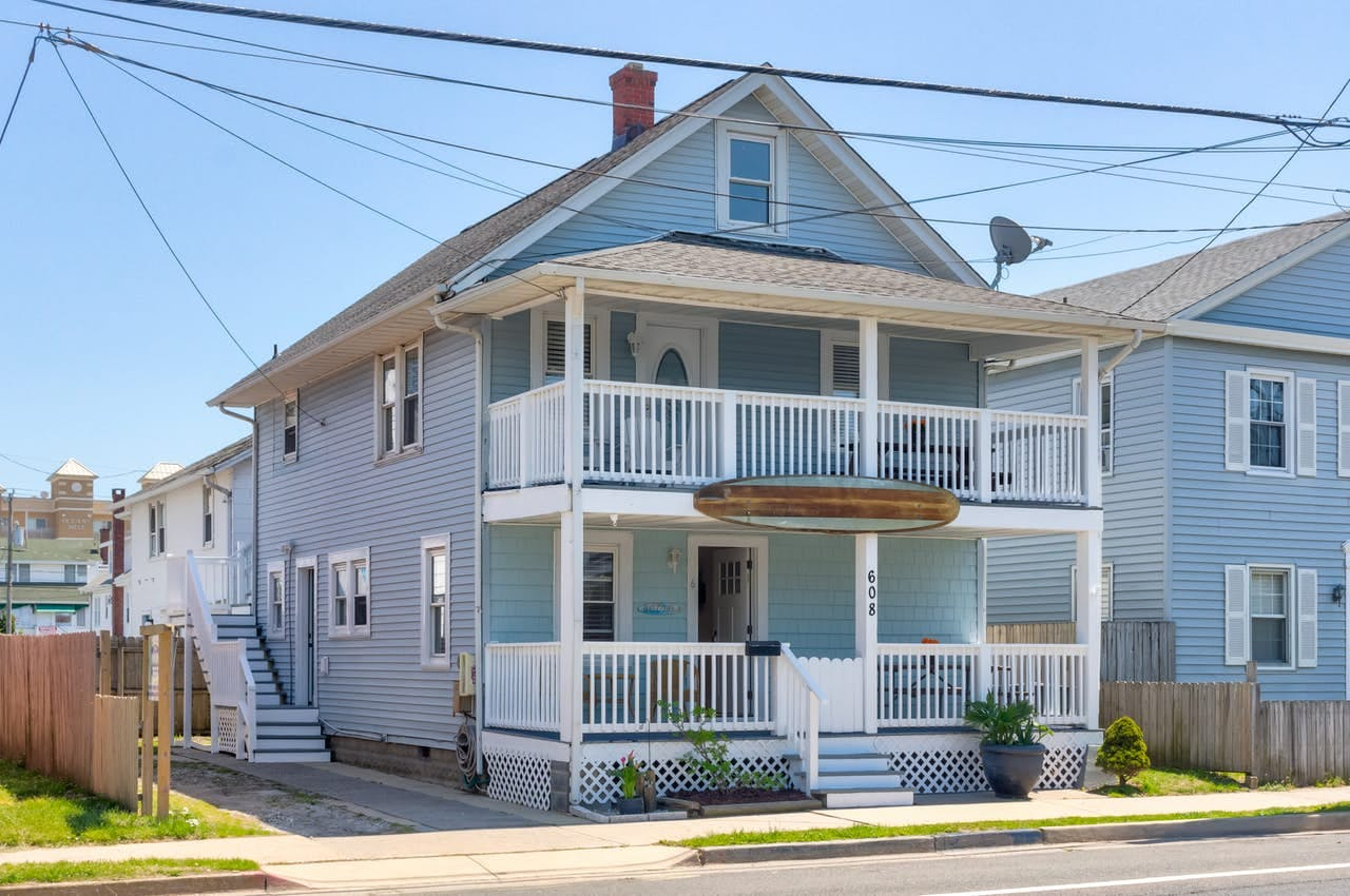 "Ocean City, MD vacation home called ""Fun on Philadelphia Avenue"""