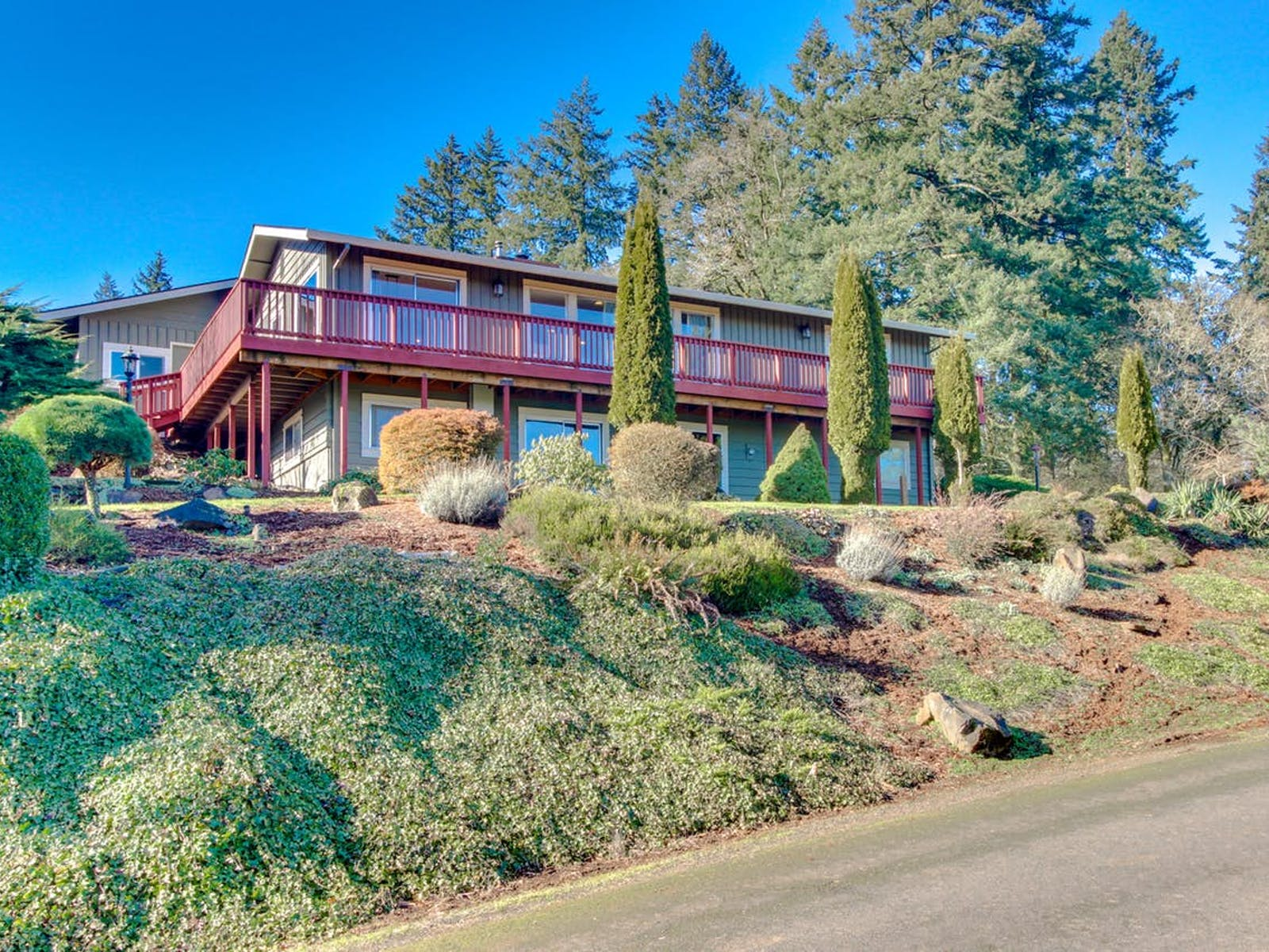 Vacation rental located in Oregon Wine Country