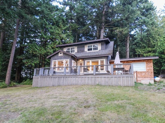 San Juan Island vacation home