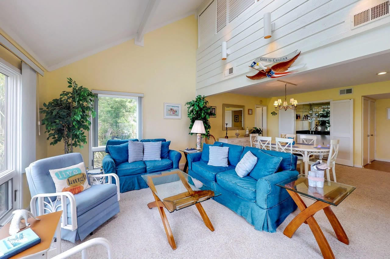 327 Beach Club Villa located in Seabrook Island, SC