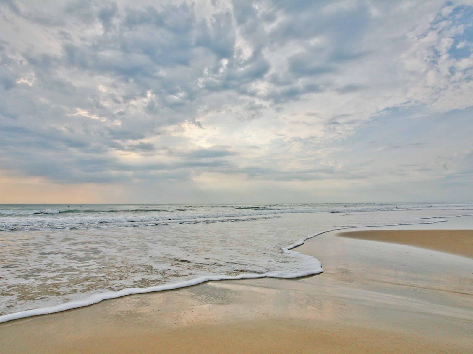 South Padre beach