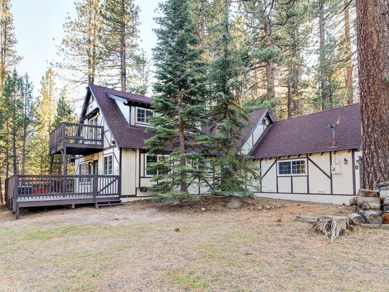 Vacation rental in South Lake Tahoe
