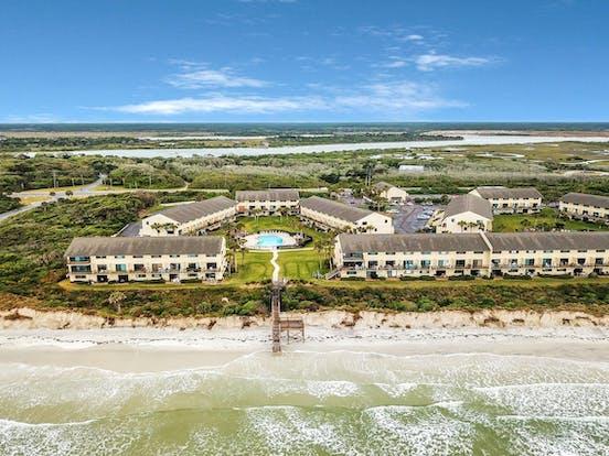 St. Augustine, FL beach