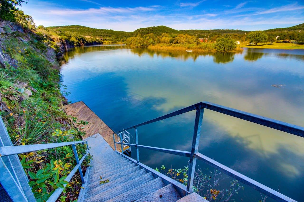 Buchanan Lake located in Burnet, TX