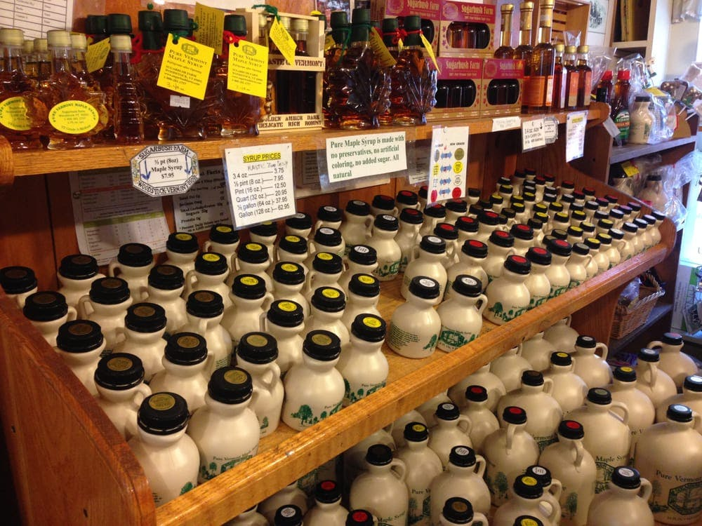 Sugarbush Cheese and Maple Farm