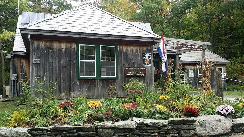 Merck Forest Farmland visitors center