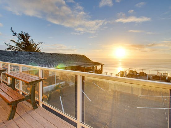 Newly remodeled oceanfront inn located in Oceanside, OR with room for 54 guests