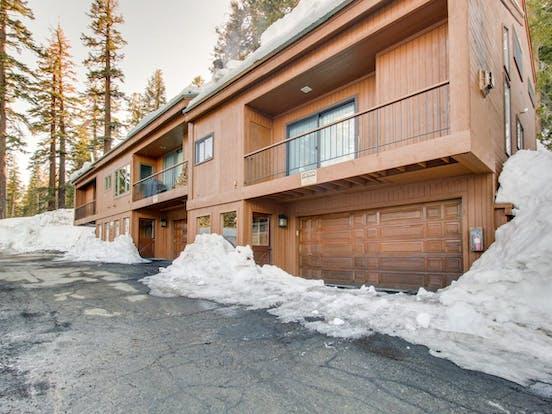 Ski Run Villas located in Mammoth Lakes