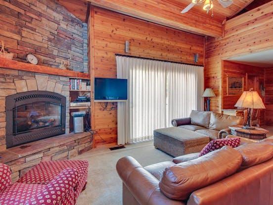 Interior of Ski Run Villas vacation rental